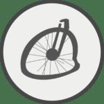 Icon platter Reifen