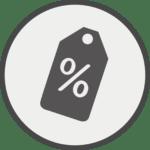 Icon Prozente