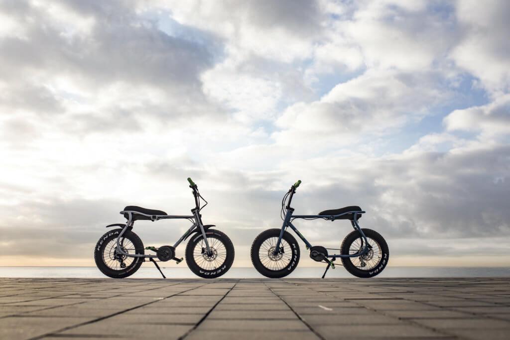 Zwei Beach Bikes