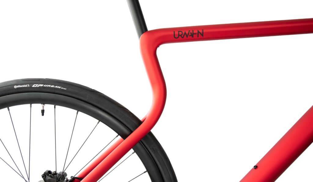 Rotes Rad von Urwahn