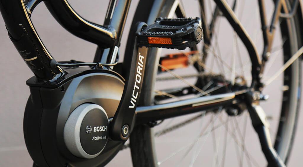 Fahrrad von Victoria