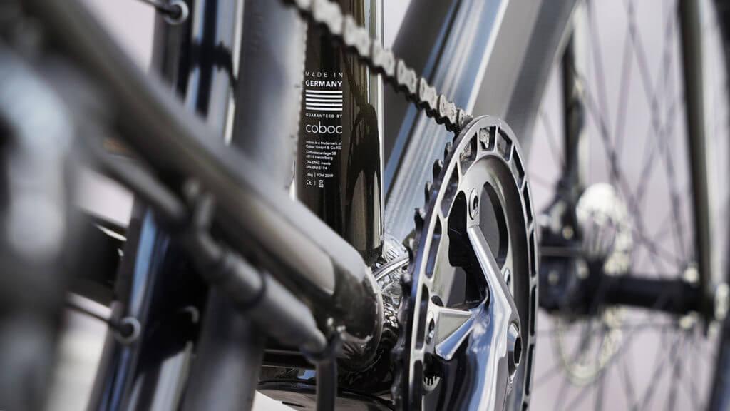 Fahrrad von coboc